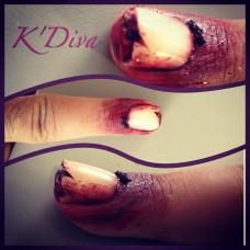 K'Diva Special FX - broken nails