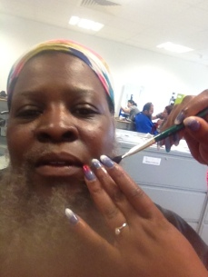 K'Diva Special FX - facial hair
