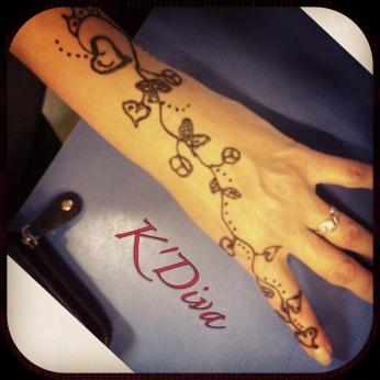 K'Diva Henna