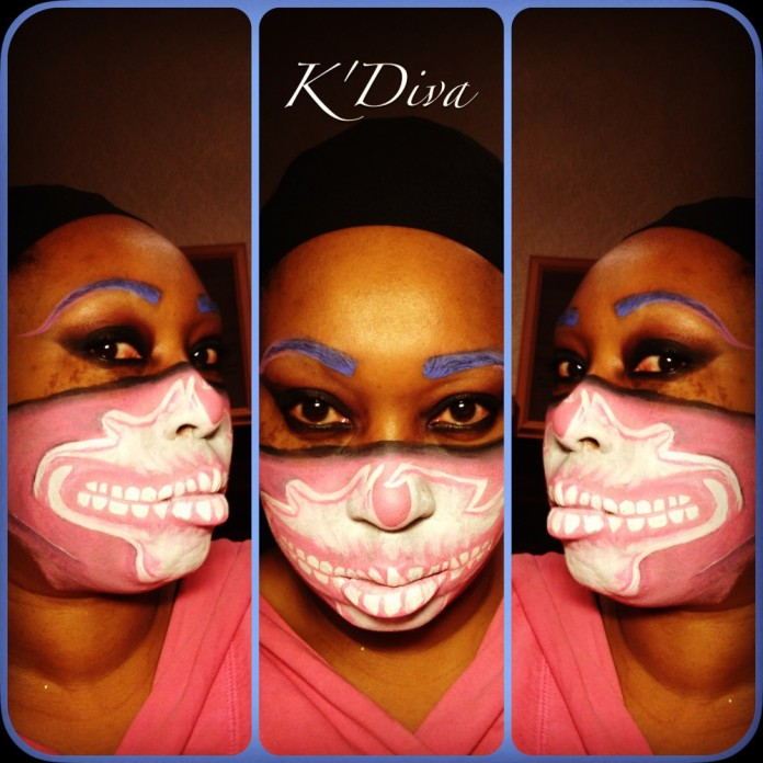 K'Diva Face Painting