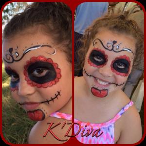 K'Diva Facepainting