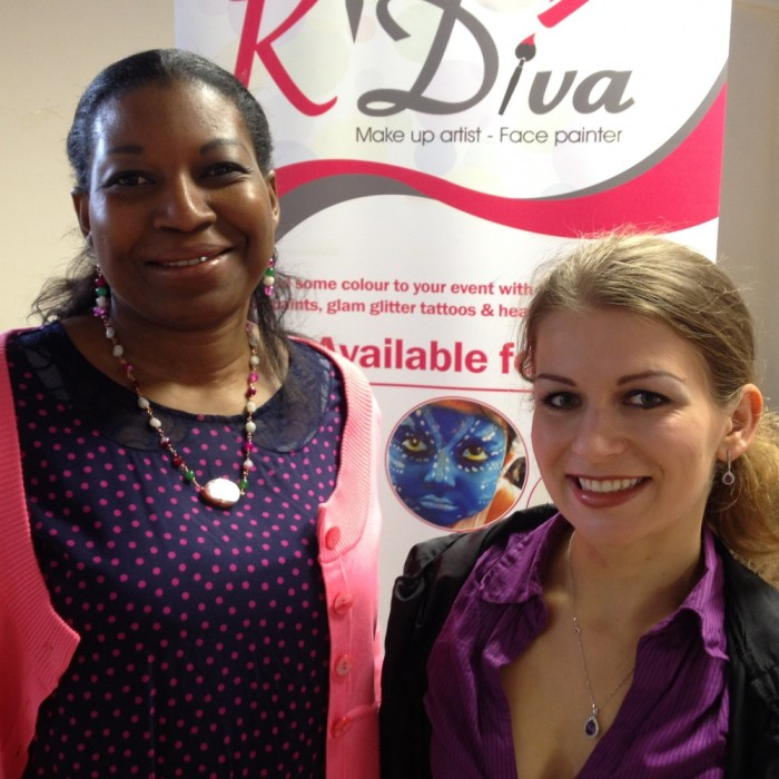 K'Diva Make-up course