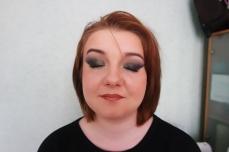 'Pop' Makeup Look