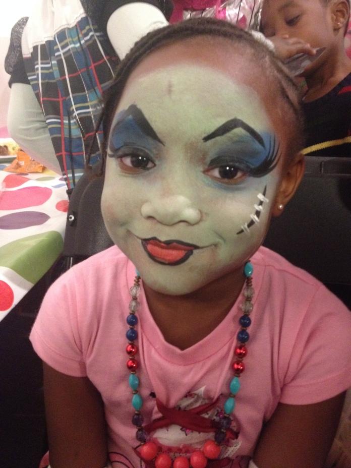 Monster High Facepaint