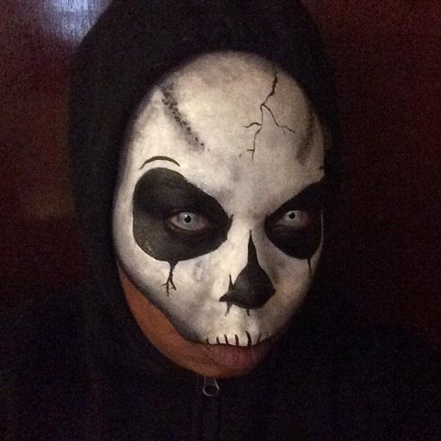Facepaint - Halloween