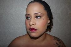 '5th Avenue' makeup look