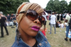 Diva Glitter Lips