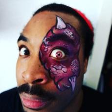 Facepaint - Monster