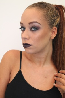 Make-up Look 5 -Brixton Vixen