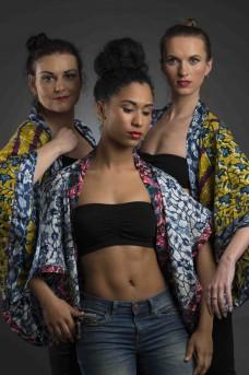 K'Diva Fashion Shoot Makeup
