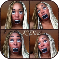 K'diva Face-Painting