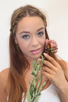 Makeup look 2 - Natural Angel